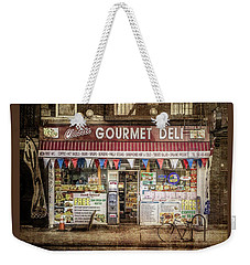 Delightful Weekender Tote Bag by Russell Styles