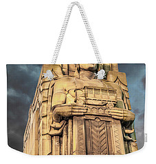 Delivery Truck Guardian Weekender Tote Bag
