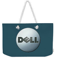 Dell T-shirt Weekender Tote Bag