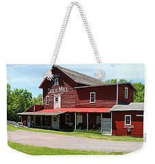 Dells Mill Panorama Weekender Tote Bag