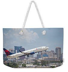 Delta Airlines Weekender Tote Bag