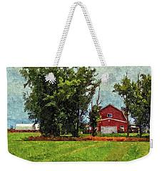 Delta Barn Weekender Tote Bag