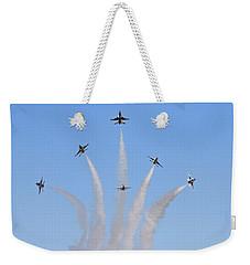 Delta Burst Weekender Tote Bag