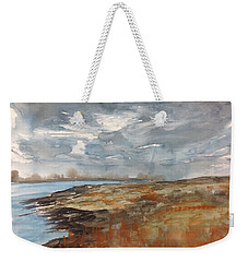 Delta Marsh - Fall Weekender Tote Bag