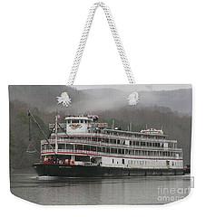 Delta Queen Weekender Tote Bag by Geraldine DeBoer