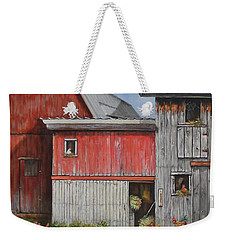 Deluxe Accommodations Weekender Tote Bag