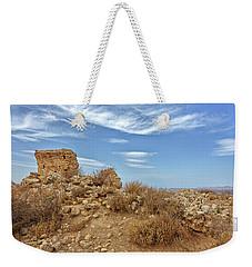 Demeter's Temple Ruins Weekender Tote Bag