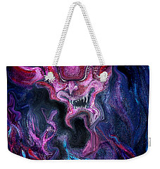 Demon Fire Weekender Tote Bag