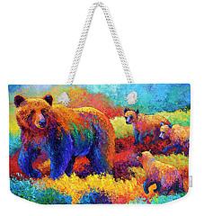 Denali Family Weekender Tote Bag