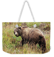 Denali Grizzly Weekender Tote Bag
