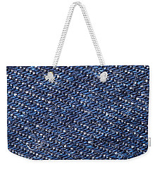 Denim 674 Weekender Tote Bag