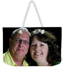Denny Tompkins And Chuck Tompkins  Weekender Tote Bag
