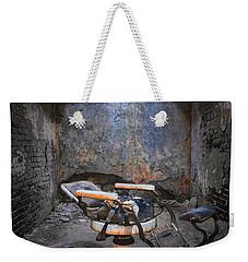 Dental Chair Esp Weekender Tote Bag