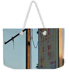 Dental Services Weekender Tote Bag by Steve Sperry