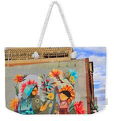 Denver Art Street Weekender Tote Bag