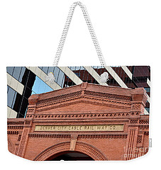 Denver City Cable Rail Way Company Weekender Tote Bag