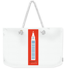 Denver D And F Tower/tall Weekender Tote Bag