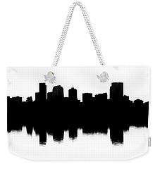 Denver Silhouette Weekender Tote Bag