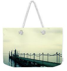 Departure Weekender Tote Bag by Rachel Mirror