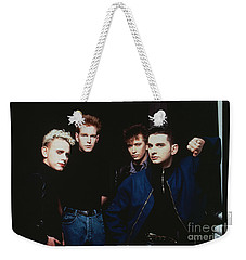 Depeche Mode Weekender Tote Bag
