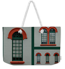Depot Windows Collage One Weekender Tote Bag