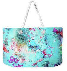 Depths Of Emotion - Abstract Art Weekender Tote Bag