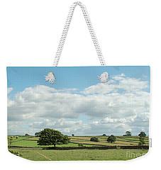 Derbyshire Landscape Weekender Tote Bag by Mini Arora