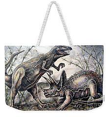 Derek Weekender Tote Bag