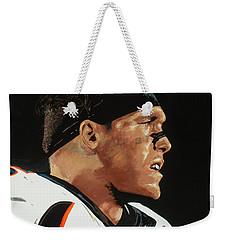 Derek Wolfe Weekender Tote Bag