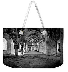 Derelict Cypriot Church. Weekender Tote Bag