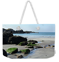 Derrynane Beach Weekender Tote Bag by Marie Leslie
