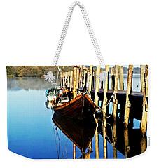 Derwent Water Boat Weekender Tote Bag