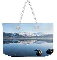 Derwentwater Rocks Weekender Tote Bag
