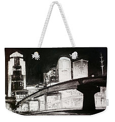Des Moines Skyline #10 Weekender Tote Bag