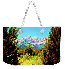 Deseret Peak Weekender Tote Bag