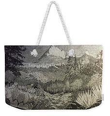 Desert Beauty Weekender Tote Bag