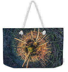 Desert Big Bang Weekender Tote Bag