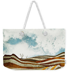 Desert Calm Weekender Tote Bag by Spacefrog Designs