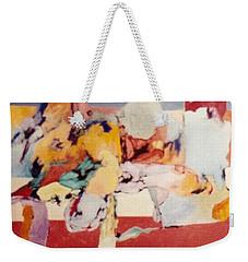 Desert Caravan Weekender Tote Bag by Bernard Goodman