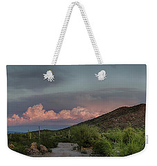 Desert Delight Weekender Tote Bag