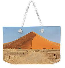 Desert Dune Weekender Tote Bag