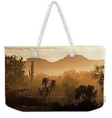 Desert Dust Weekender Tote Bag