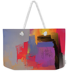 Desert Evening Weekender Tote Bag