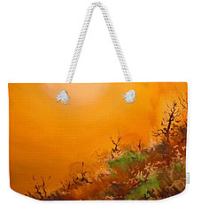 Hot Desert  Evening  Weekender Tote Bag
