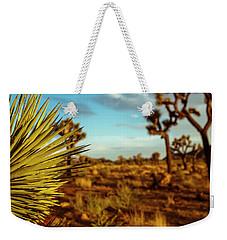 Desert Fan Weekender Tote Bag