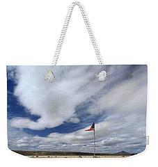 Desert Flag Weekender Tote Bag
