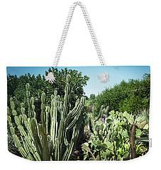 Desert Garden Weekender Tote Bag