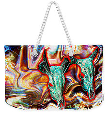 Desert Hallucination Weekender Tote Bag by Ian Gledhill