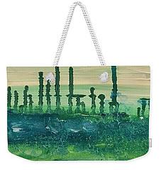 Desert Horizon Weekender Tote Bag