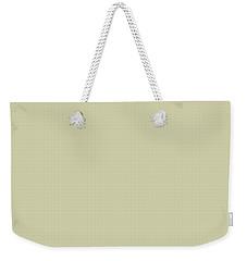 Desert Horizon Vertical Weekender Tote Bag